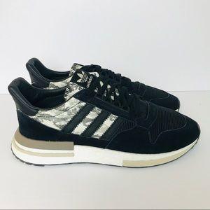 Adidas Originals ZX 500 RM Snakeskin Sneakers
